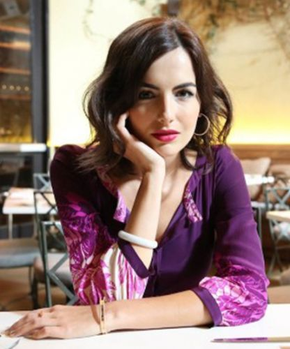 "Camilla Belle's ""survival snack"" is totally adorable"