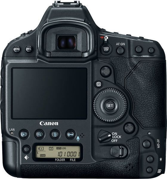 Canon Eos 1d X Mark Ii Full Frame Dslr Camera For Professional Image Creators Features 20 2mp Improved Af And 4k Video Dslr Camera Canon Camera Canon Eos