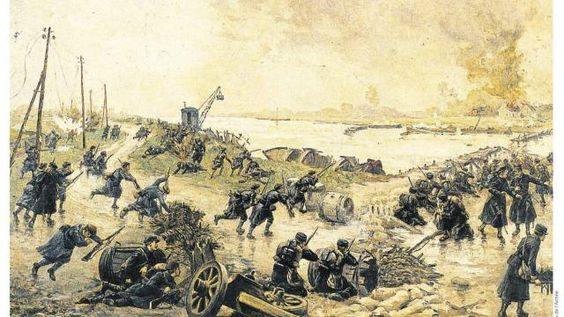 Lorient. Les 100 ans de la bataille de Dixmude