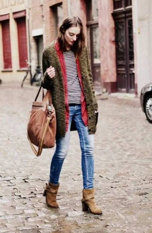 Women's Fashion: Winter Outfit