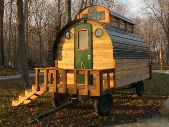 No one else buy this ok? Because I desperately want it. - Unique opportunity ready built Wooly Wagon