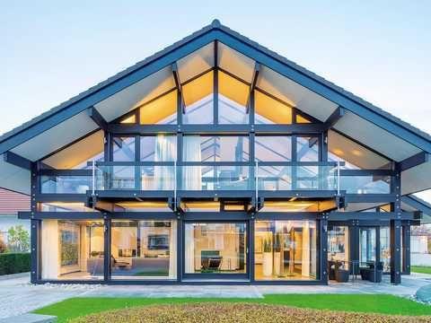 HUF Haus modum: 8:10 von HUF Haus in 2019 | Haus, Haus ...