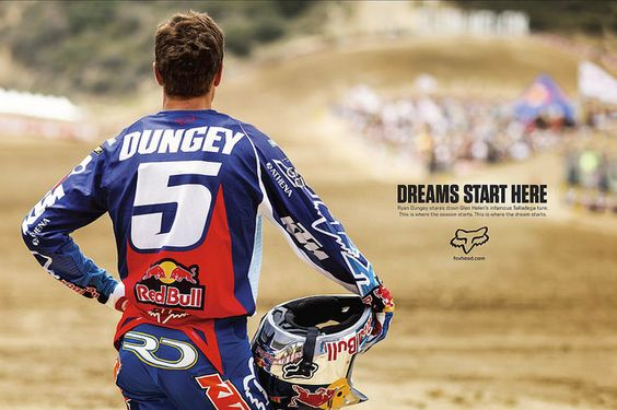 2014 Ryan Dungey Fox Racing