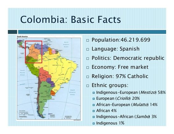 colombia history facts - Google Search | Colombia | Pinterest ...