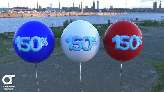 Render de pruebas 150% Linea de credito Bancaribe