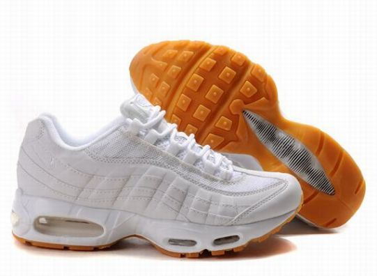 air max  95 homme orange noir gris