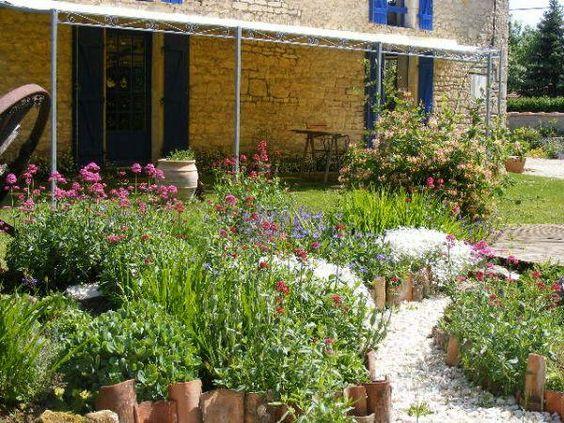 jardin champ tre naturel jardin pinterest. Black Bedroom Furniture Sets. Home Design Ideas