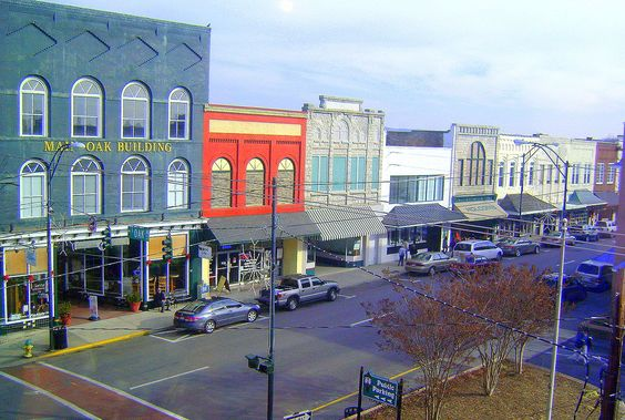 Mount Airy, North Carolina - Wikipedia