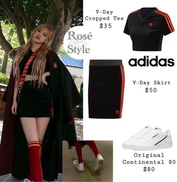 "ROSÉ STYLE on Instagram: ""190415 -  @roses_are_rosie IG update  #ROSÉ #로제 #BLACKPINK #블랙핑크 #ROSÉstyle"""