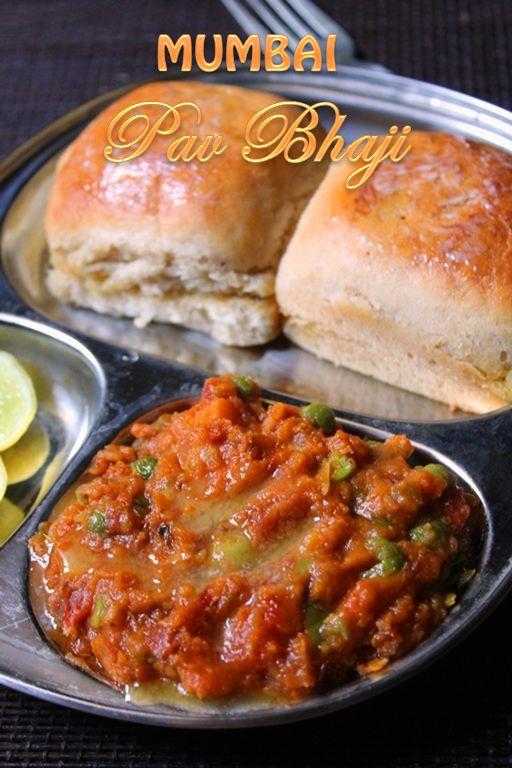 YUMMY TUMMY: Mumbai Pav Bhaji Recipe / How to Make Bhaji for Pav Bhaji