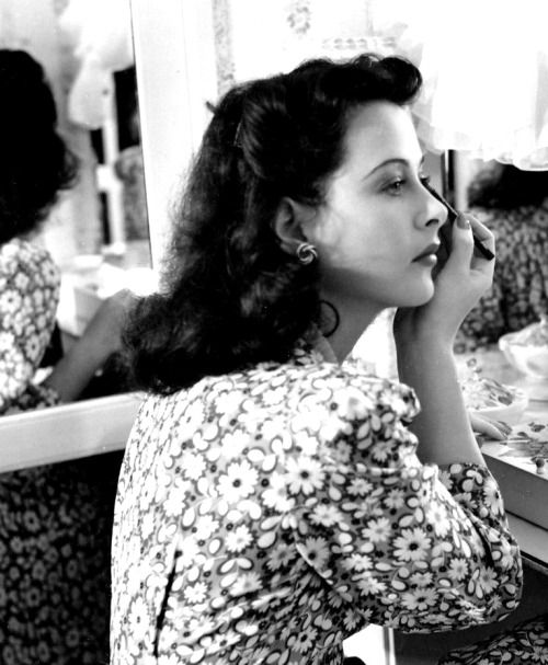 Hedy Lamarr photographed by Clarence Sinclair Bull, 1944.