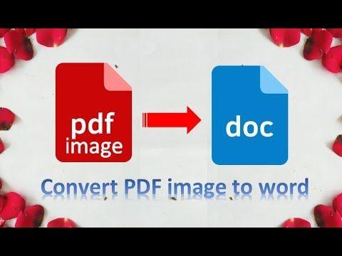 Cara Mudah Convert Pdf Image Ke Word Agar Bisa Diedit Tutorial89 Di Video Ini Kita Akan Belajar Bagaimaan Mudahnya Convert File Pd Microsoft Belajar Aplikasi