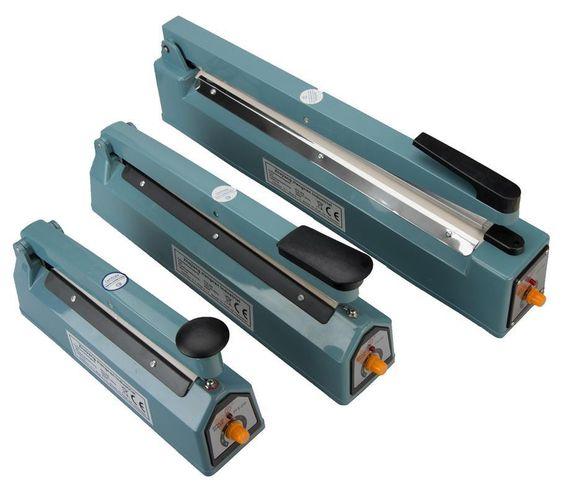Industrie Impuls Folienschweißgerät 2-3mm Balkenschweißgerät Folie Schweißgerät…