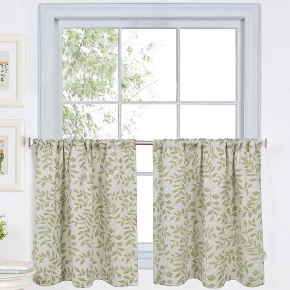 Kitchen curtains curtains and kitchens on pinterest - Jc penny kitchen curtains ...
