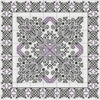 biscornu pattern ~ I love this pattern!!