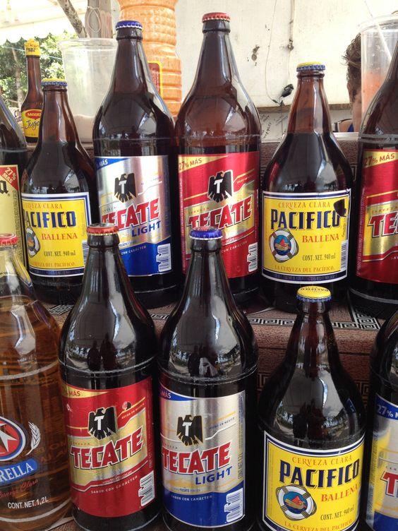 Cervezas Mexicanas | Cervezas | Pinterest