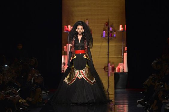 awesome transvestite conchita wurst :D!