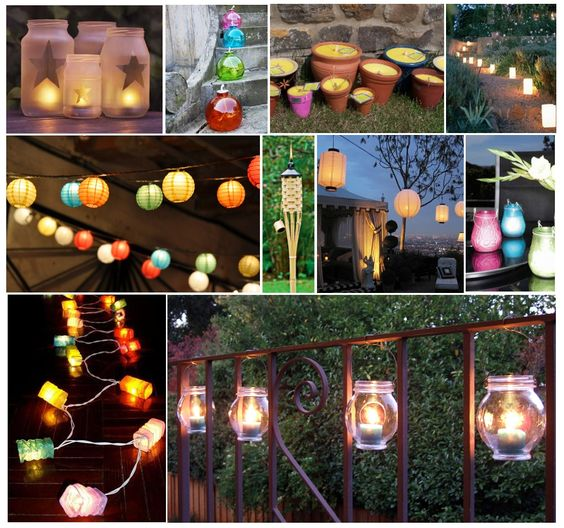 outdoor graduation party decorating ideas | Chic and Cheap Lifestyle: Ideas for Nahirs birthday party