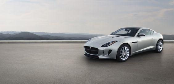 2016 Jaguar F-TYPE Coupe - Luxury Sports Car | Jaguar USA