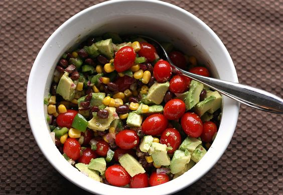guacamole salad by Elly Says Opa, via Flickr