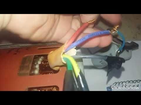 Como Ligar Motor De Maquina De Lavar Roupas Cinco Fios Weg Youtube Make It Yourself