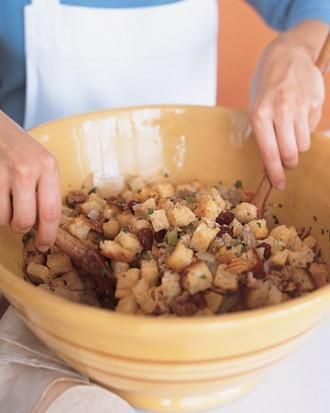 How to make the perfect stuffing this Thanksgiving