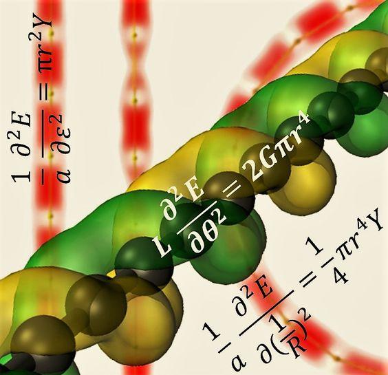 Primera prueba directa del carbino estable, el material más fuerte del mundo. ¿Os acordáis del grafeno, aquel material maravilloso formado por una red bidimensional de átomos de carbono, redescubierto en 2004? Pues bien, echad un vistazo al carbino: la cadena de un átomo de carbono.