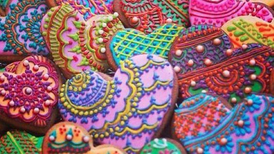 15 Fun, Beautiful And Amazing Sugar Cookie Designs - RantFood - http://www.rantfood.com/2015/07/09/15-fun-beautiful-and-amazing-sugar-cookie-designs/