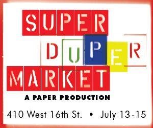 Super Duper Market July 13-15 in West Chelsea