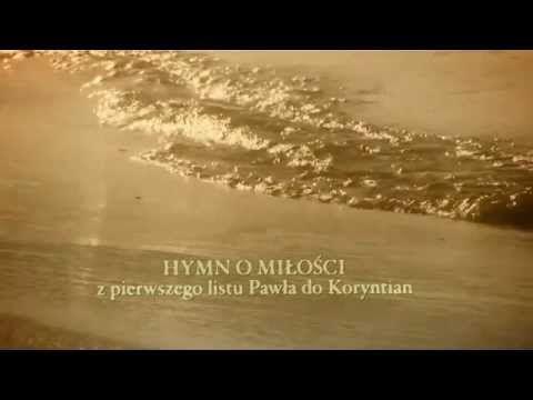 """""""Hymn o miłości""""-czyta Krzysztof Kolberger"""