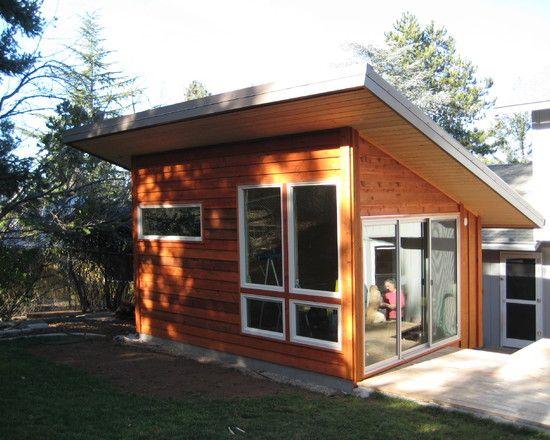 Cottages Shed Roof Houses Pinterest Modern Cottage