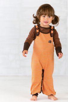 AlbaBabY Dash Crawlers orange