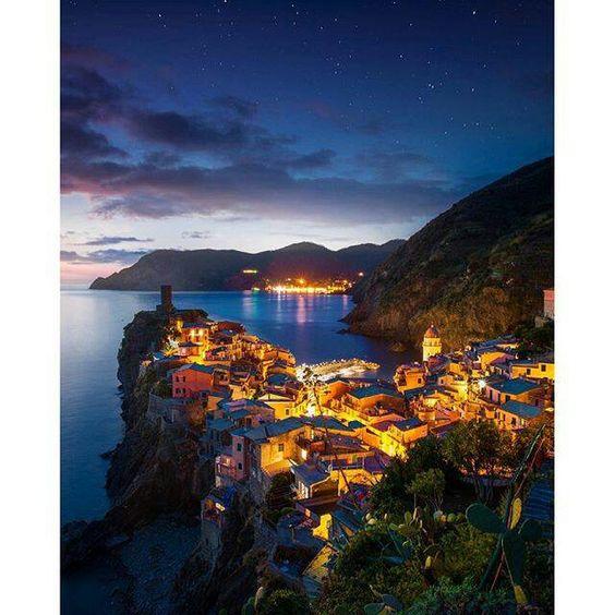 Preciosa foto de algun lugar de Italia