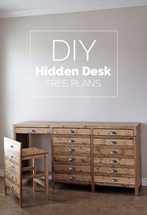 Hidden Desk Apothecary Cabinet Woodworking Diy Furniture Plans Hidden Desk Printer Cabinet