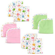 Babies R Us 8 Pack Washcloths - Girl (Purchased: 1 of 1)