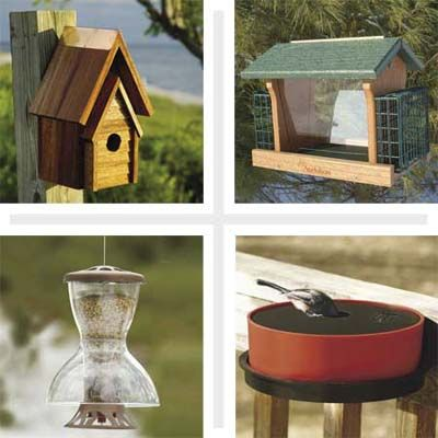 Wildlife-Friendly Yard Accessories by Tabitha Sukhai, This Old House online.