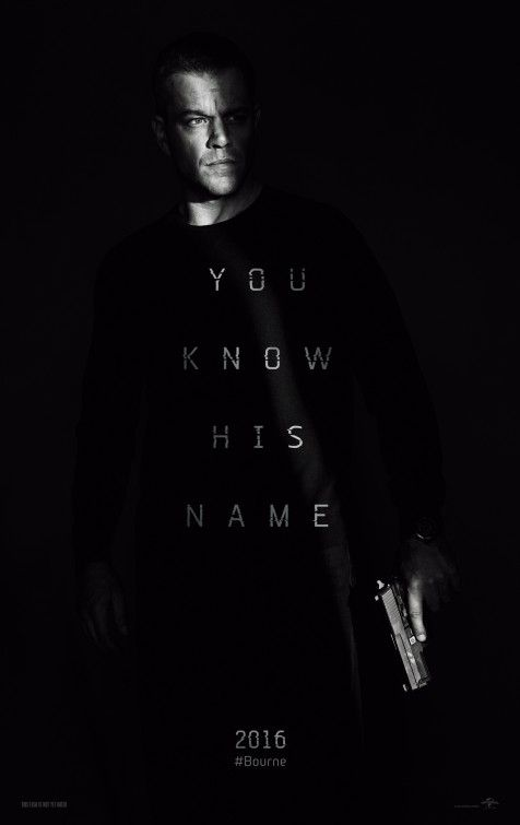Jason Bourne 5 (2016) Full Movie Download Hindi Dubbed 720P