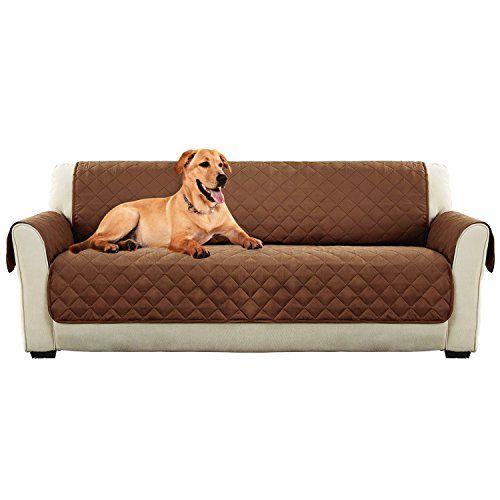 Animals Favorite Pet Sofa Cover Quilted Pet Throw Furniture