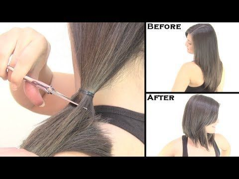 19 best videos moda images on pinterest bob cuts bob hair cuts bob haircut do it yourself solutioingenieria Images