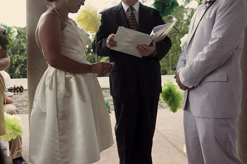 How to Have a Terrific Wedding on a Budget
