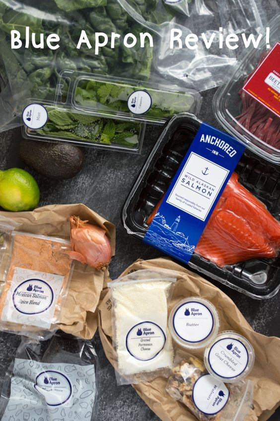Curious about Blue Apron? Check out this thorough review on the popular meal delivery service!
