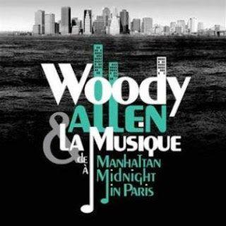 Banda Sonora de Midnight in Paris. Woody Allen