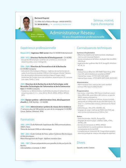 Cv Responsable Commercial Et Marketing Cv Sur Mesure Upcvup Modele Cv Word Cv Francais Modele Cv Gratuit