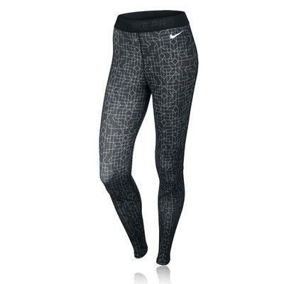 Nike Pro Hyperwarm II Women's Printed Running Tights picture 1