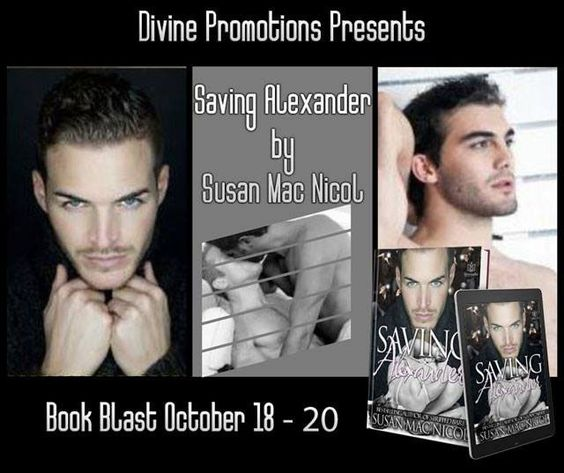 ~Book Blast~Saving Alexander by Susan Mac Nicol~