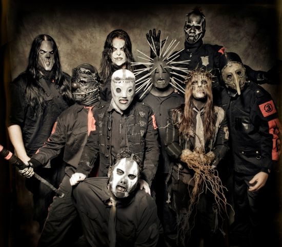 """Interview with M. Shawn """"Clown"""" Crahan/Slipknot: The Aquarian Weekly #metal #Slipknot #maggots"""