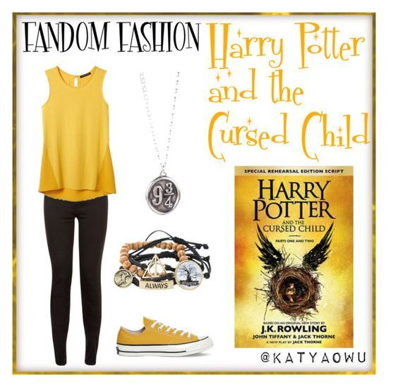 Fandom Fashion: Harry Potter and the Cursed Child   Katya Owu