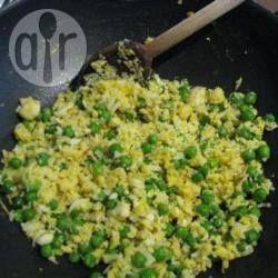 Veganistische gebakken rijst @ allrecipes.nl
