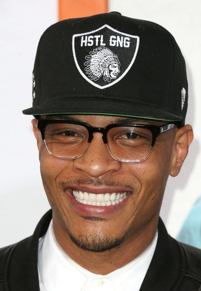 T.I. at the Premiere Of Warner Bros. Pictures' 'Get Hard'