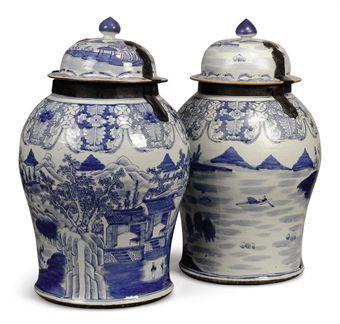 Temple Jars